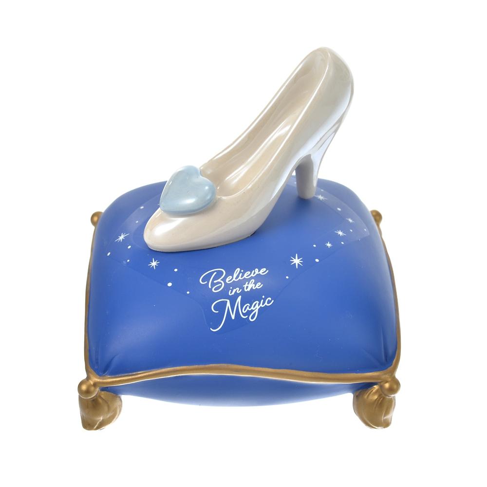 【送料無料】シンデレラ フィギュア ガラスの靴 Follow your dreams