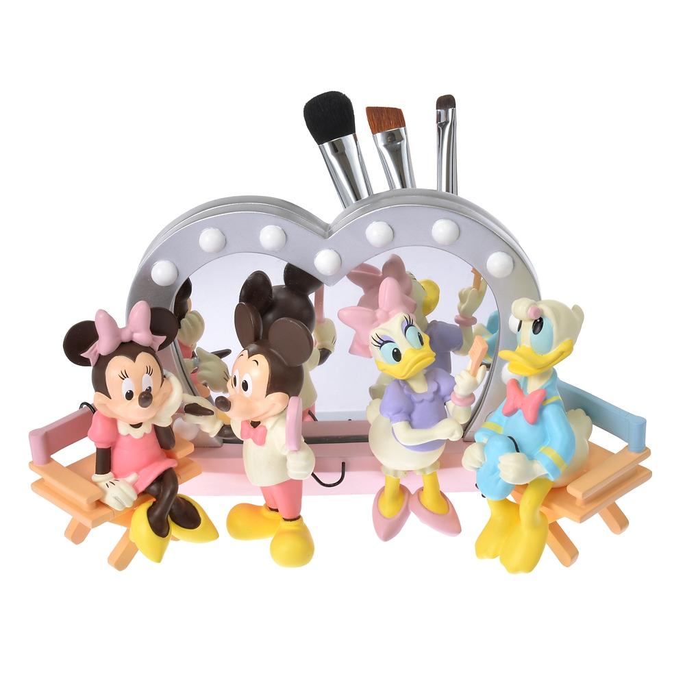 ミッキー&フレンズ メイクブラシスタンド Make Up