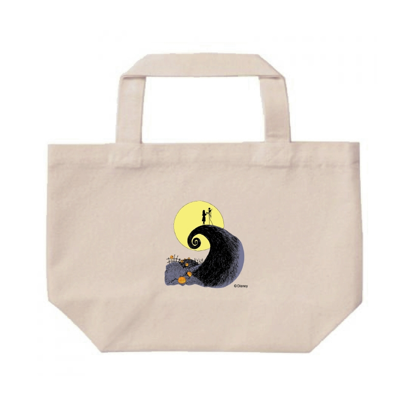 【D-Made】ミニトートバッグ ナイトメア・ビフォア・クリスマス