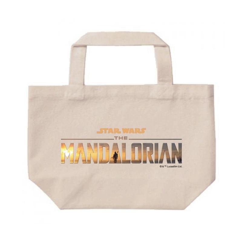 【D-Made】ミニトートバッグ 『マンダロリアン』ロゴ