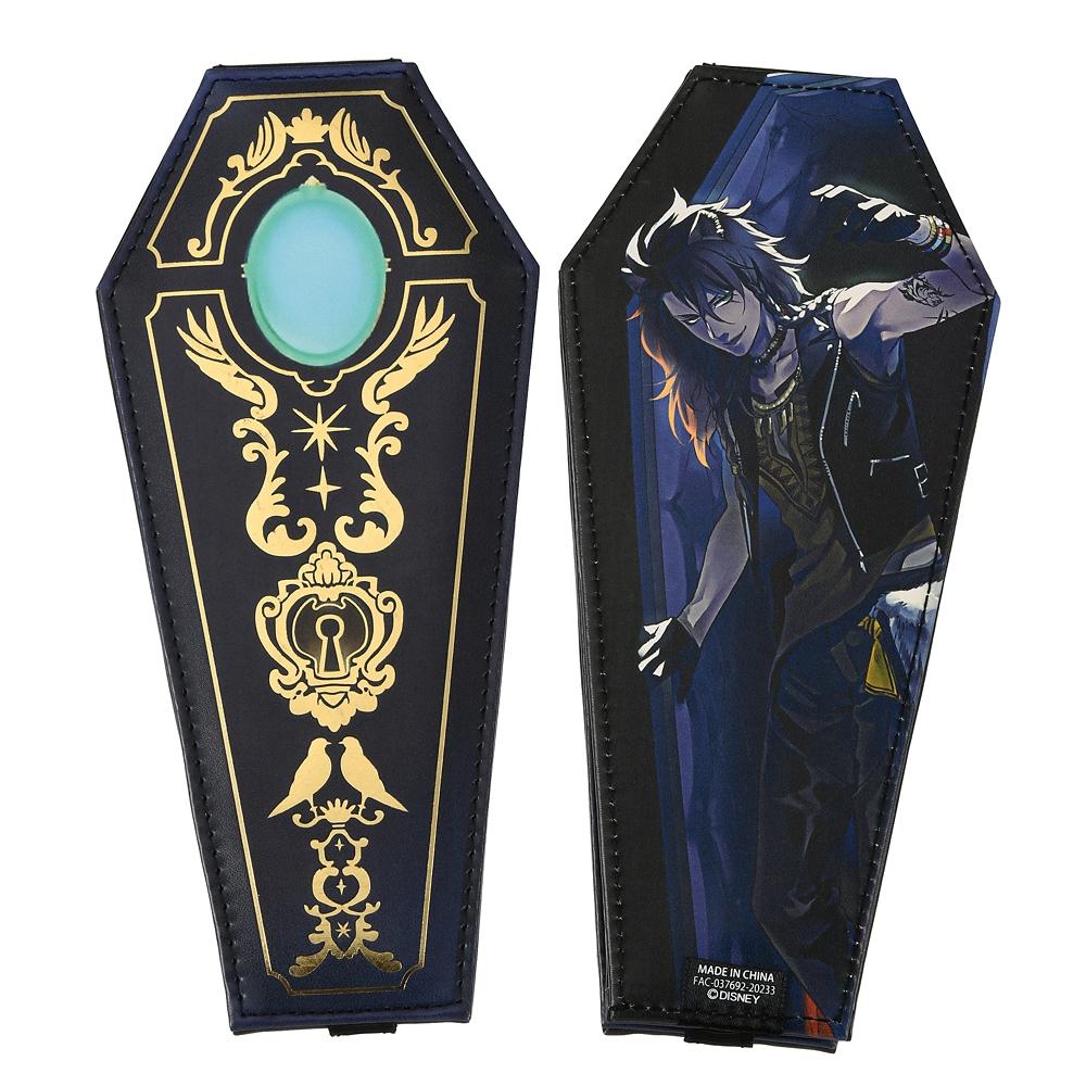 レオナ・キングスカラー ミラー・鏡 折りたたみ式 扉型 『ディズニー ツイステッドワンダーランド』