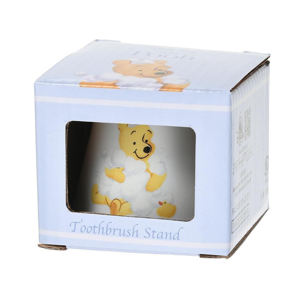 プーさん 歯ブラシスタンド Pooh's Bath