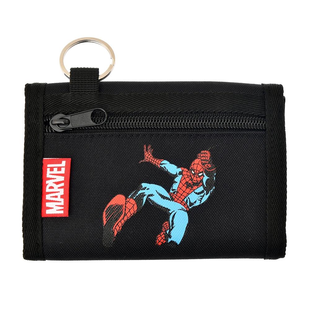 【THRASHER】マーベル スパイダーマン 財布・ウォレット