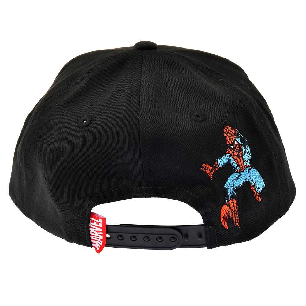 【THRASHER】マーベル スパイダーマン 帽子・キャップ