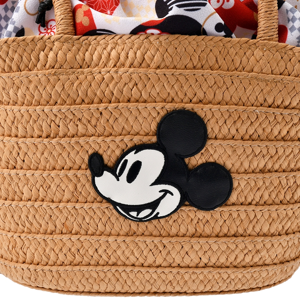 ミッキー かごバッグ 和 Disney 2020