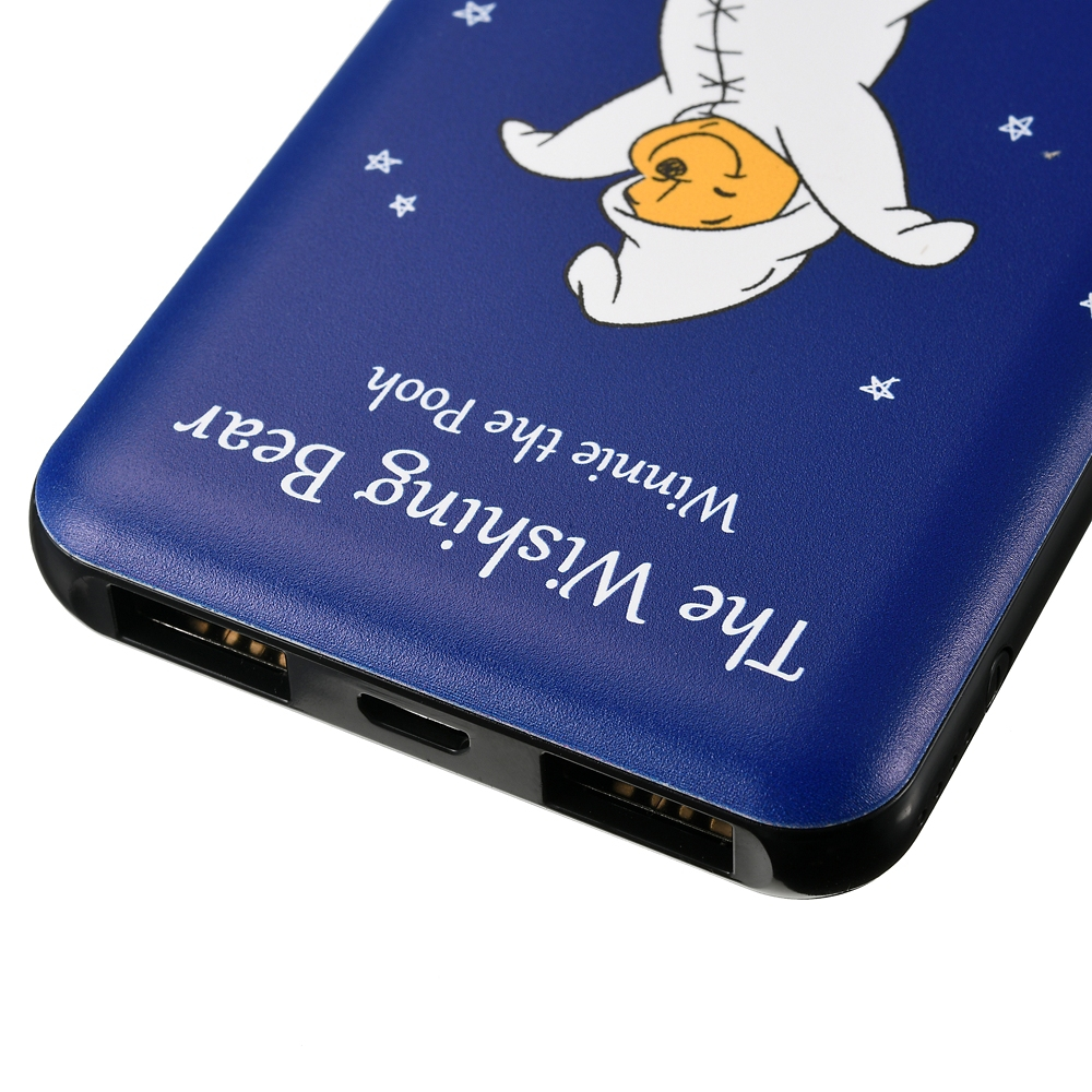 プーさん モバイルバッテリーチャージャー The Wishing Bear