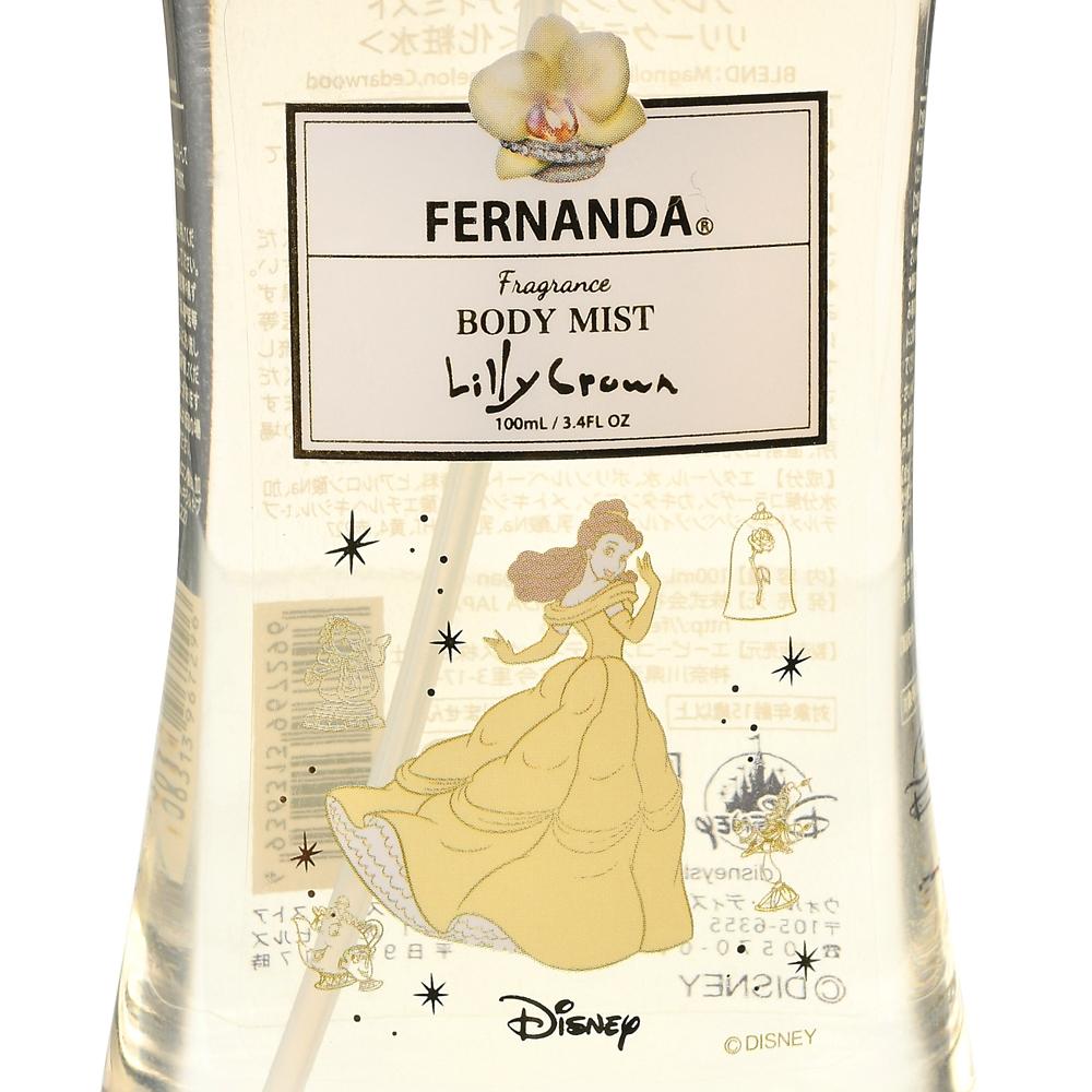 【FERNANDA】ベル ボディミスト リリークラウン Princess Pattern