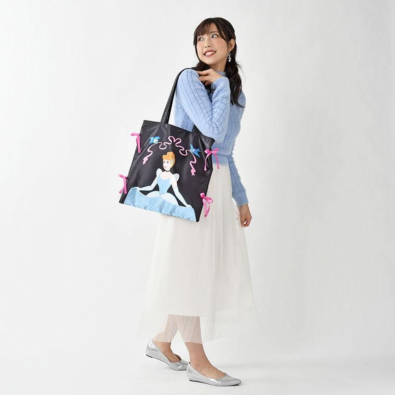 シンデレラ トートバッグ Cinderella 70th