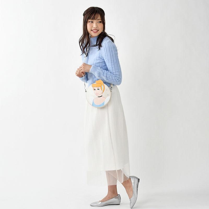 シンデレラ ショルダーバッグ Cinderella 70th