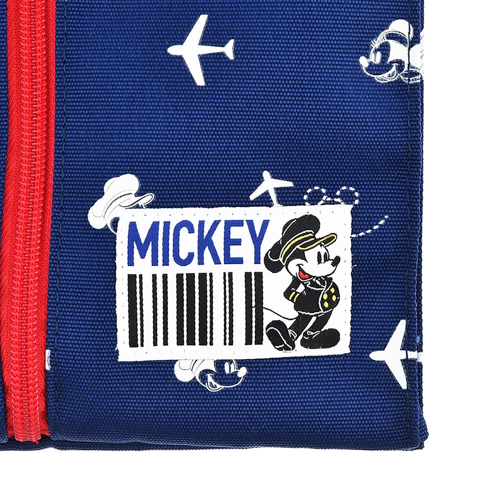 ミッキー シューズケース Travel with Mickey
