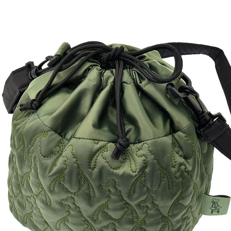 グーフィー ショルダーバッグ 2WAY Shoulder&Body Bag