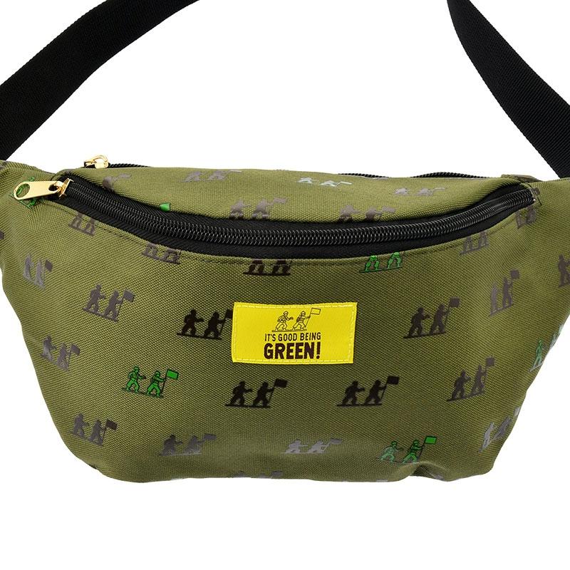 グリーンアーミーメン ボディバッグ・ウエストポーチ Shoulder&Body Bag