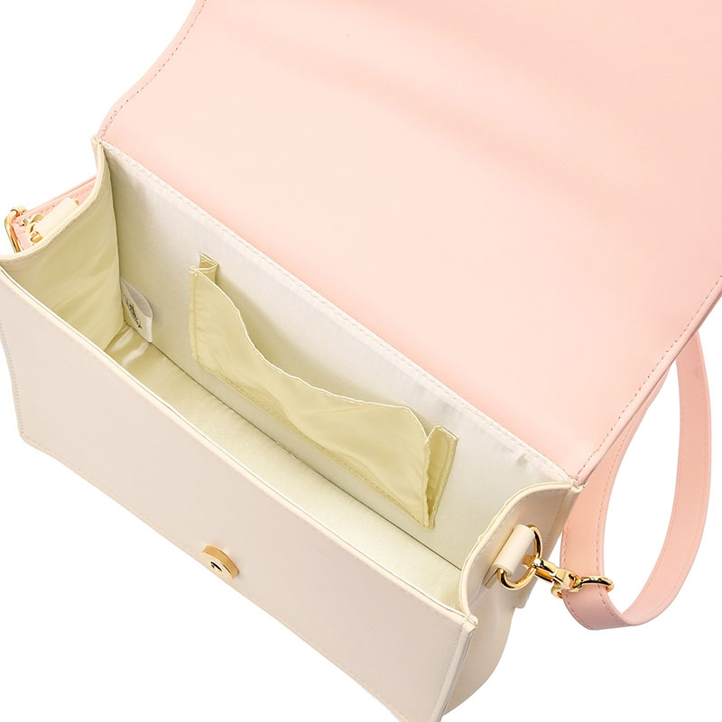 マリー おしゃれキャット ショルダーバッグ 2WAY リングハンドル アイコン Shoulder&Body Bag