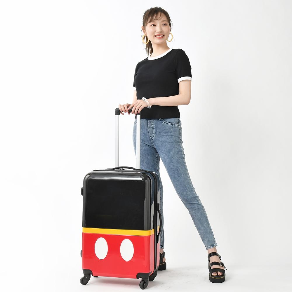 ミッキー スーツケース(M) ボディパーツ