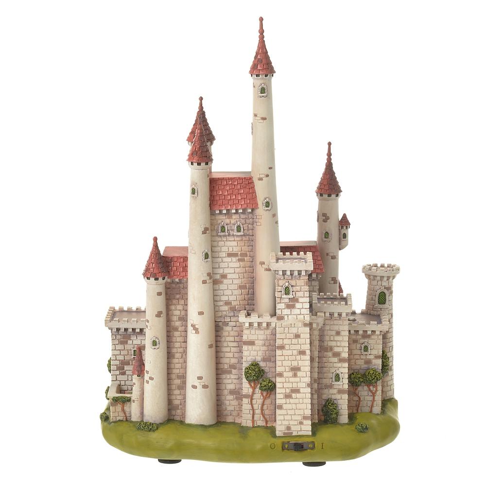 白雪姫 フィギュア 城 Disney Castle Collection