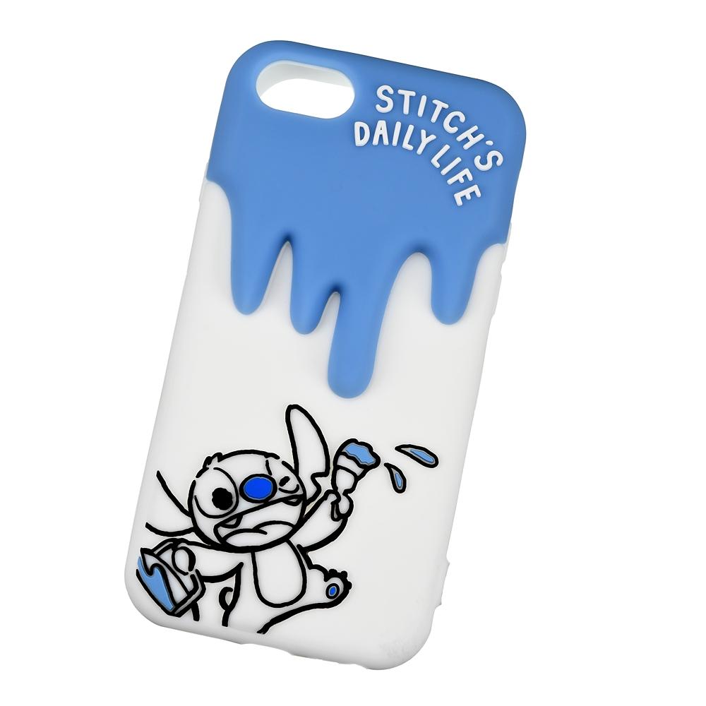 【アウトレット】スティッチ iPhone 6/6s/7/8用スマホケース・カバー Stitch Day 2020
