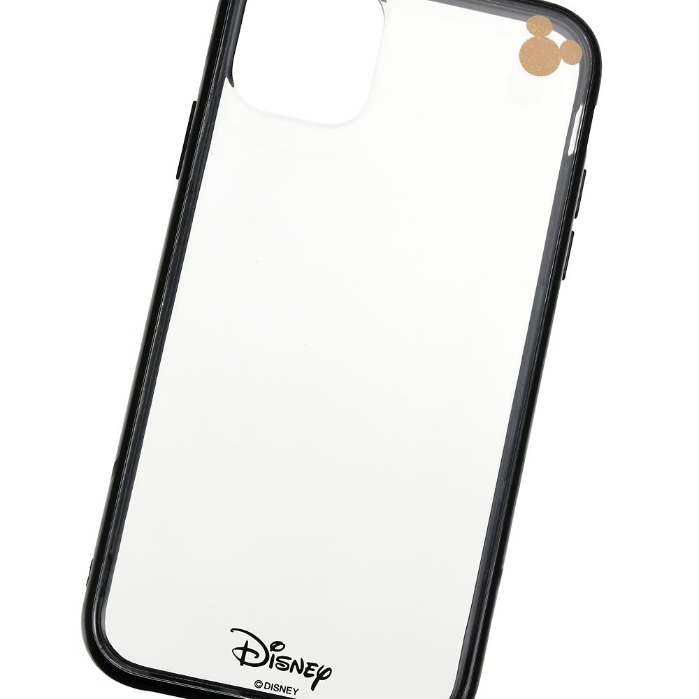 ミッキー iPhone 11用スマホケース・カバー ブラック D.I.Wow!