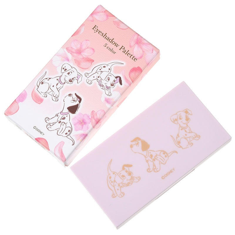 【Witch's Pouch】101匹わんちゃん アイシャドウ ピンク パレット SAKURA COSME