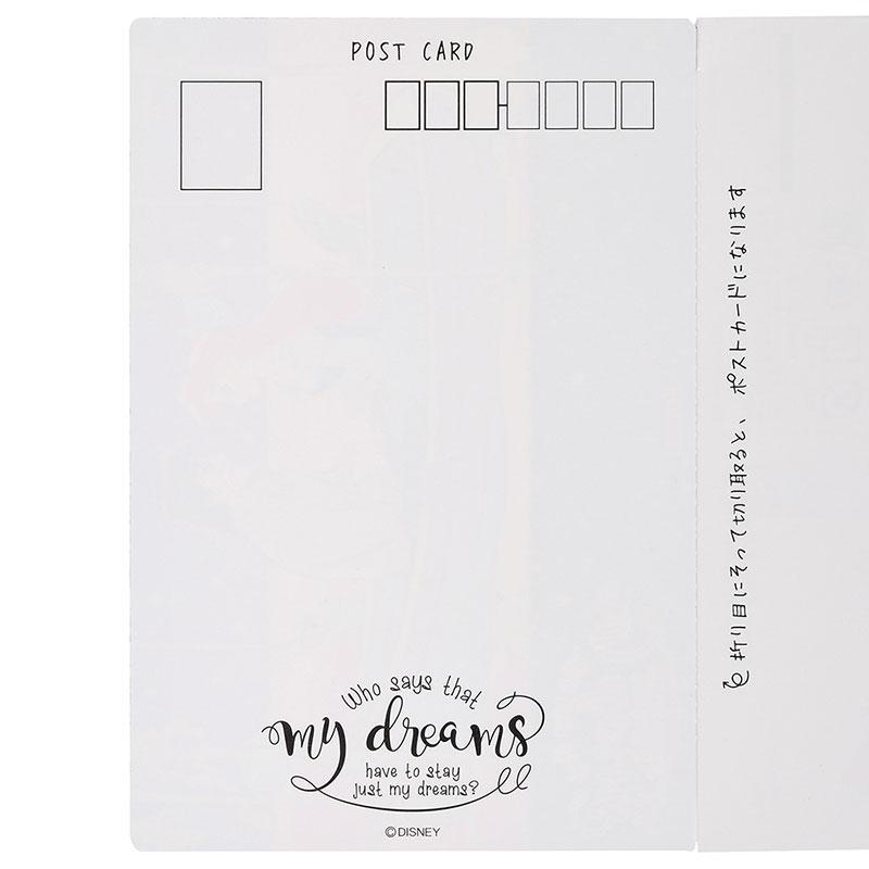 リトル・マーメイド ステーショナリーセット ポストカード付き ストーリー