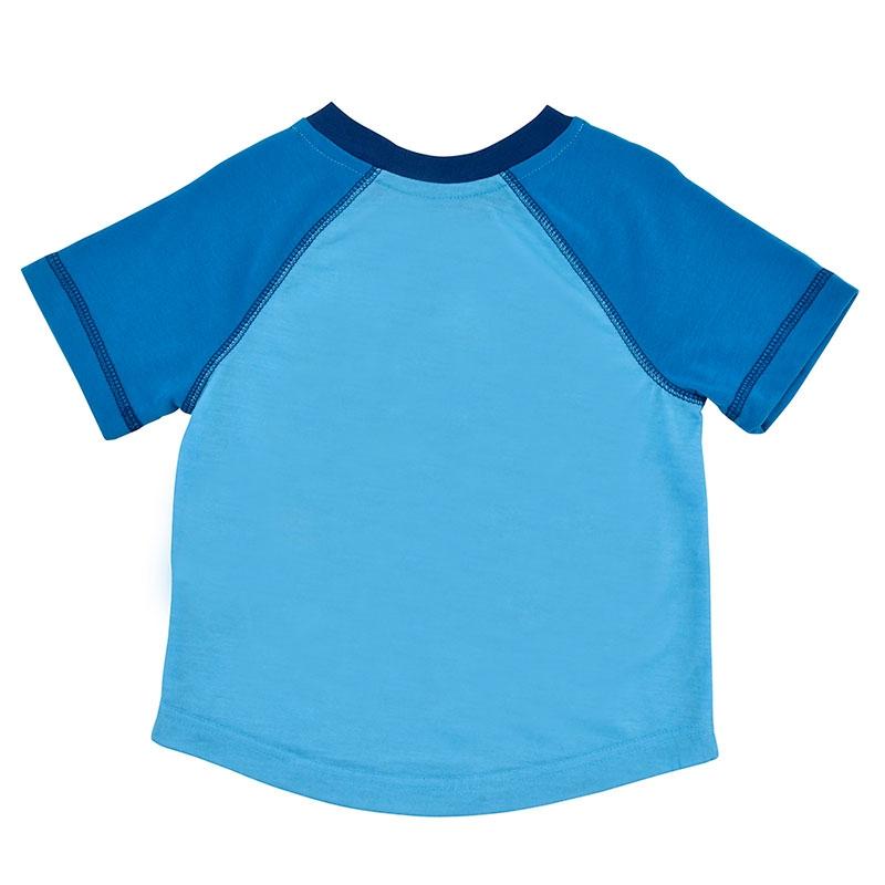 ウッディ、バズ・ライトイヤー、デューク・カブーン キッズ用半袖パジャマ(100) ラグラン