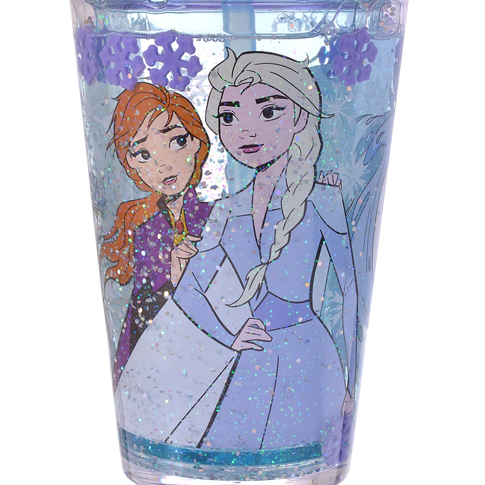 アナと雪の女王2 タンブラー 雪の結晶