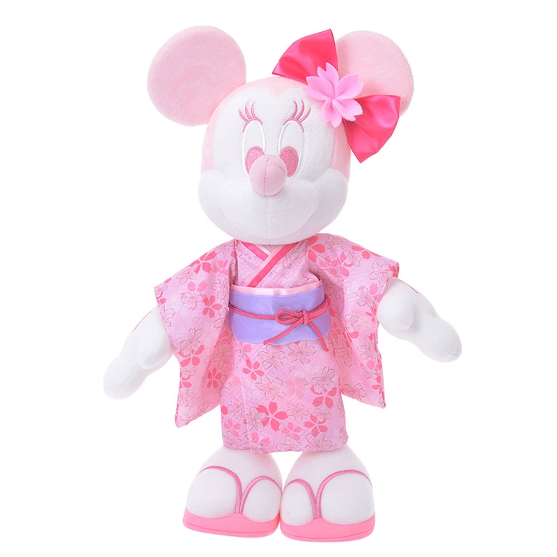 ミニー ぬいぐるみ Sakura