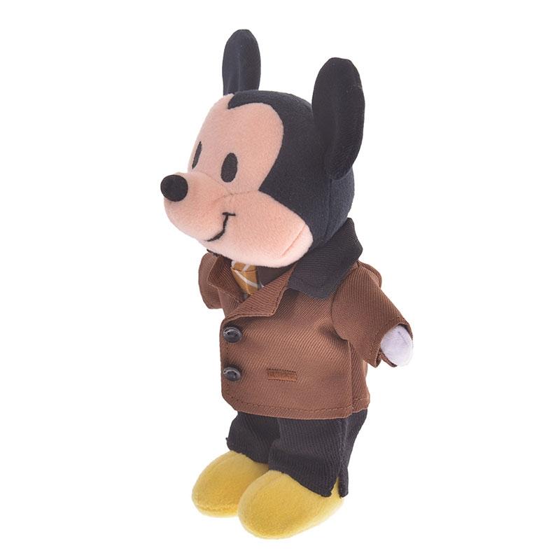 nuiMOs ぬいぐるみ専用コスチューム ジャケットコートセット バイカラー ボーイ