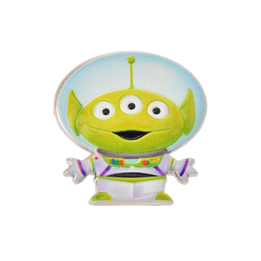 リトル・グリーン・メン/エイリアン ピンバッジ バズ・ライトイヤーコスチュームエイリアン Toy Story 25th