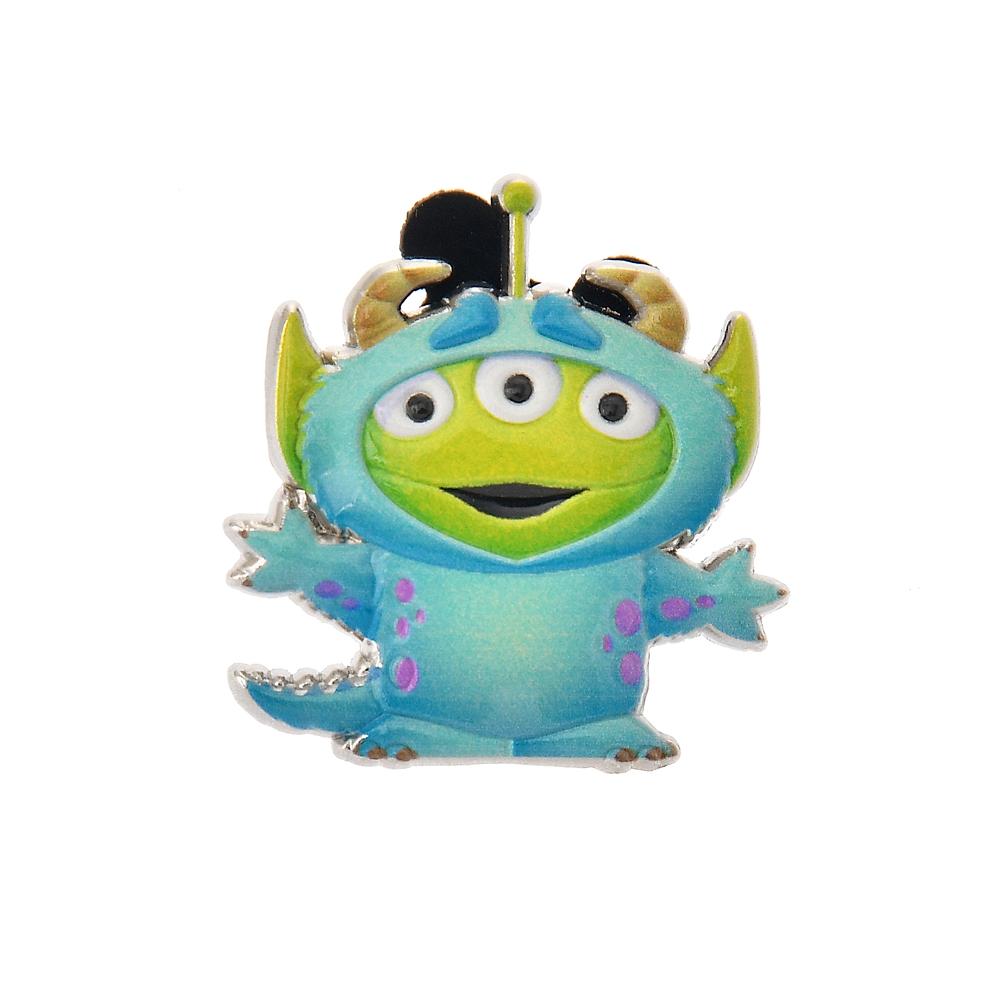 リトル・グリーン・メン/エイリアン ピンバッジ サリーコスチュームエイリアン Toy Story 25th