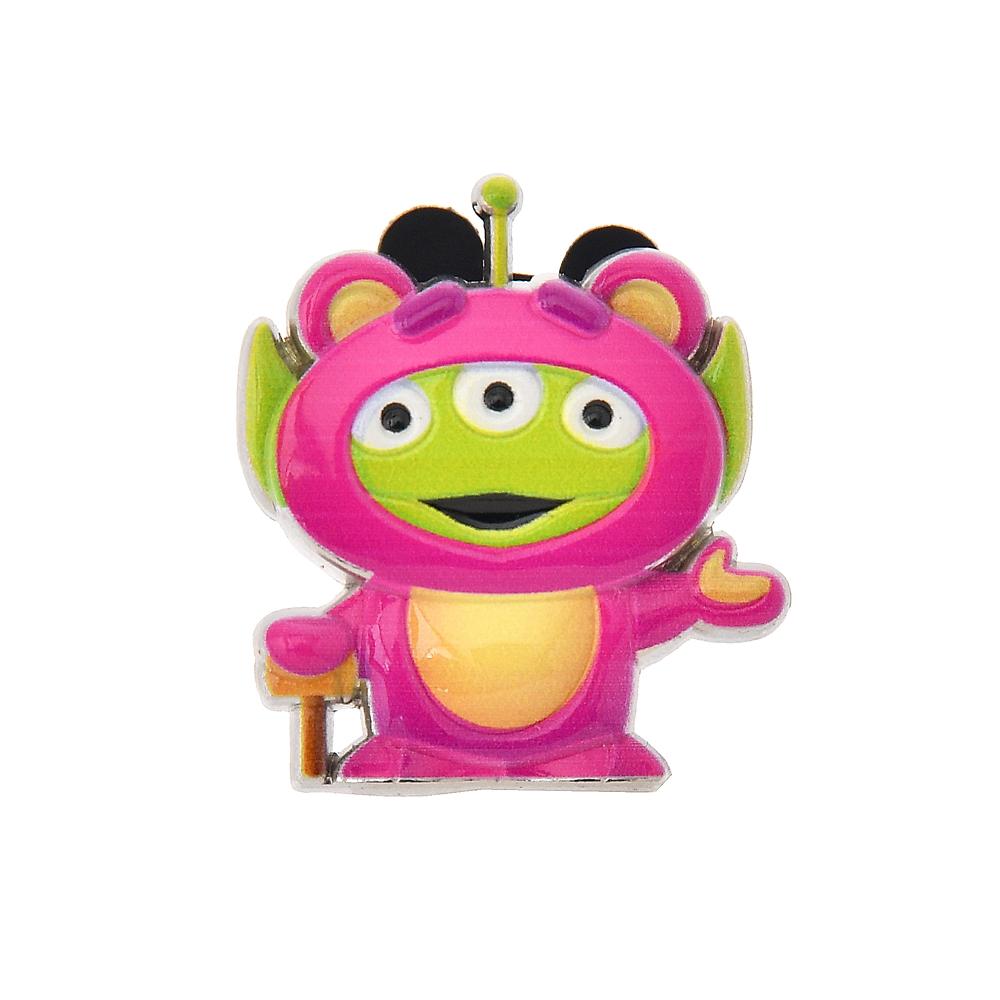 リトル・グリーン・メン/エイリアン ピンバッジ ロッツォコスチュームエイリアン Toy Story 25th