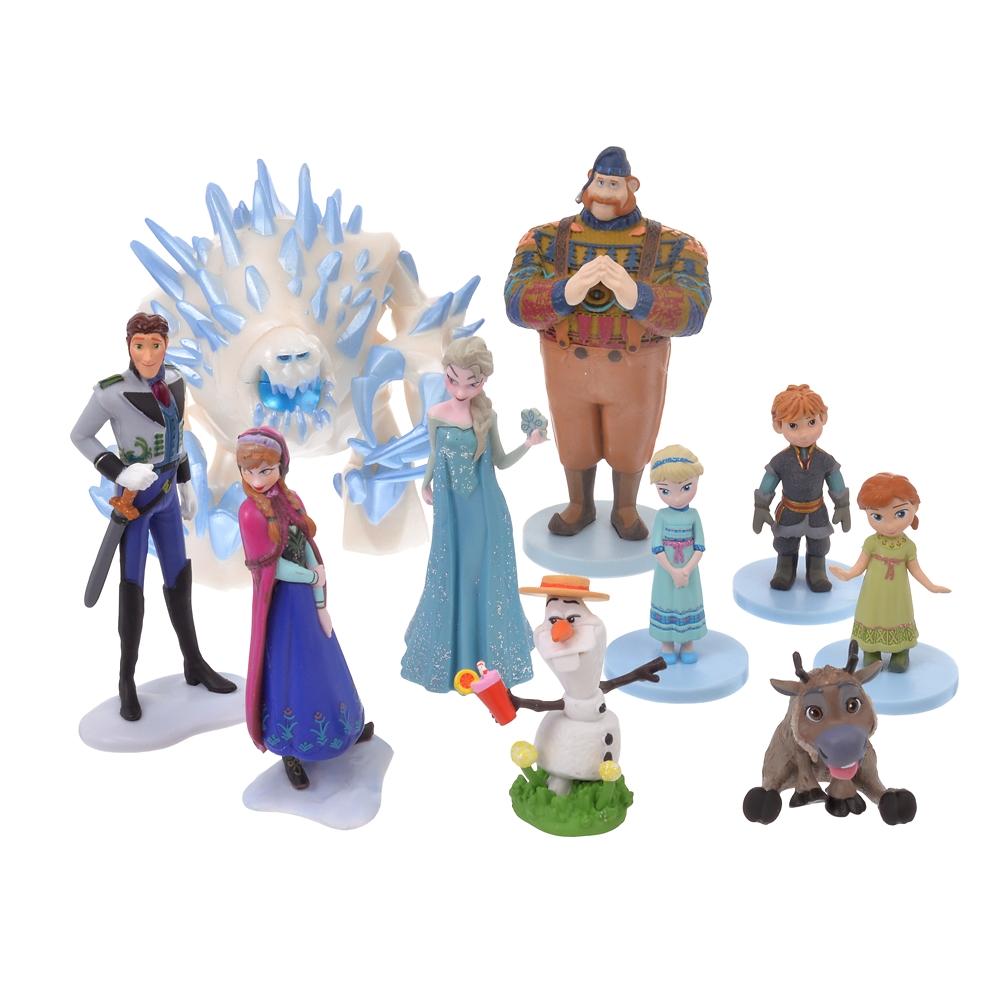 アナと雪の女王 フィギュアセット メガ