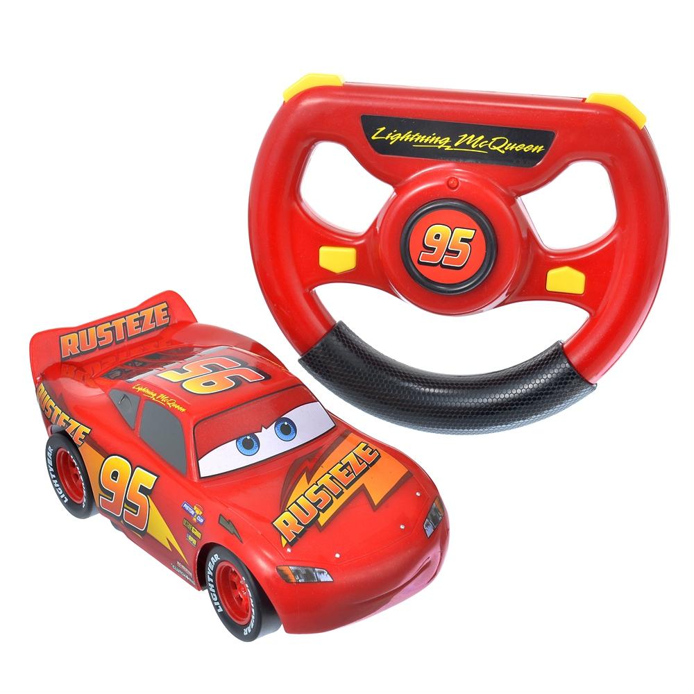 ライトニング・マックィーン おもちゃ リモコンカー