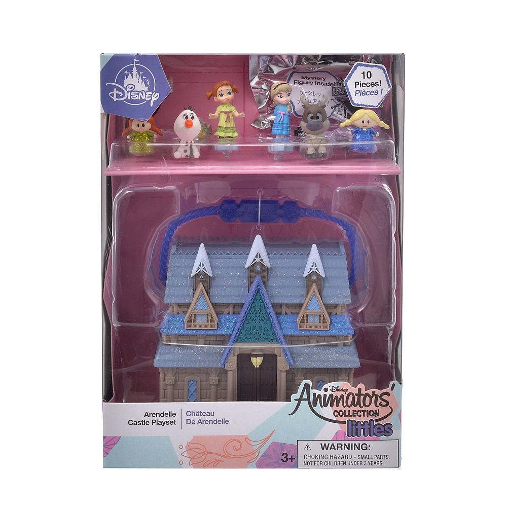 ディズニー アニメーターズ コレクション アナと雪の女王 プレイセット リトル