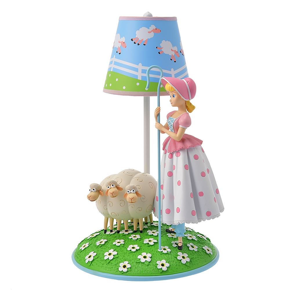 ボー・ピープ&ボー・ピープの羊 テーブルランプ Pixar Better Together