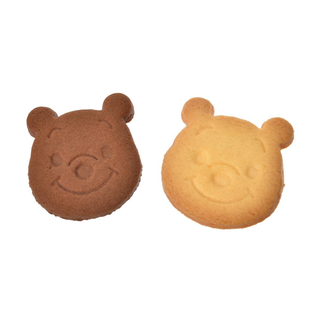 プーさん クッキー パペット巾着 The Wishing Bear