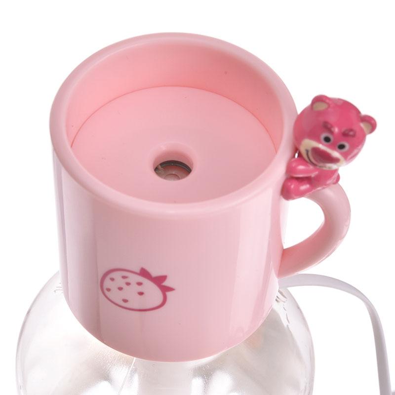 ロッツォ 加湿器 ペットボトル用 マグカップ