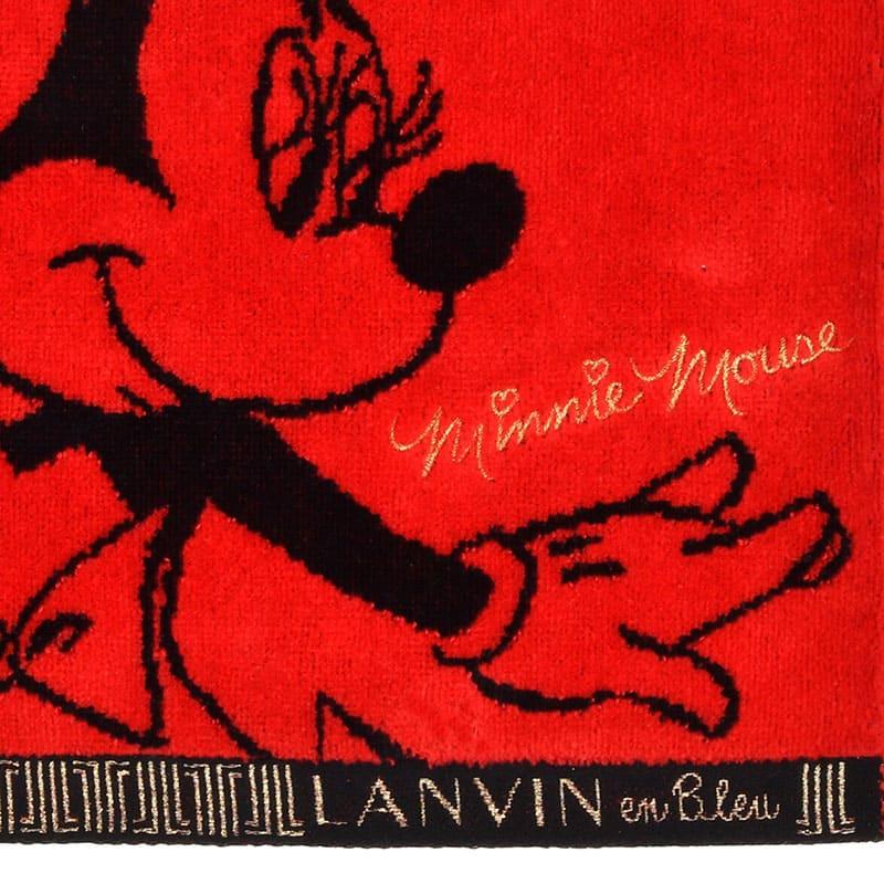 【LANVIN en Bleu】ミニー ミニタオル Minnie Day 2020