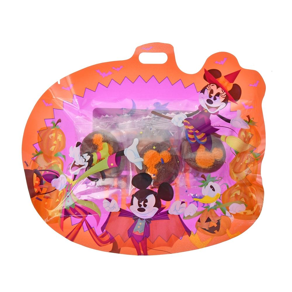ミッキー&フレンズ 焼きチョコ Disney Halloween 2020