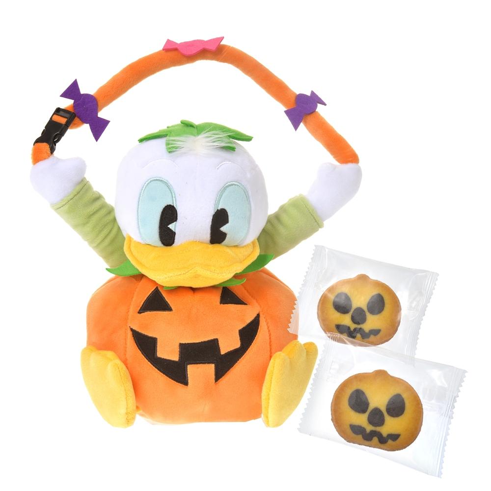 ドナルド クッキー バッグ入り Disney Halloween 2020