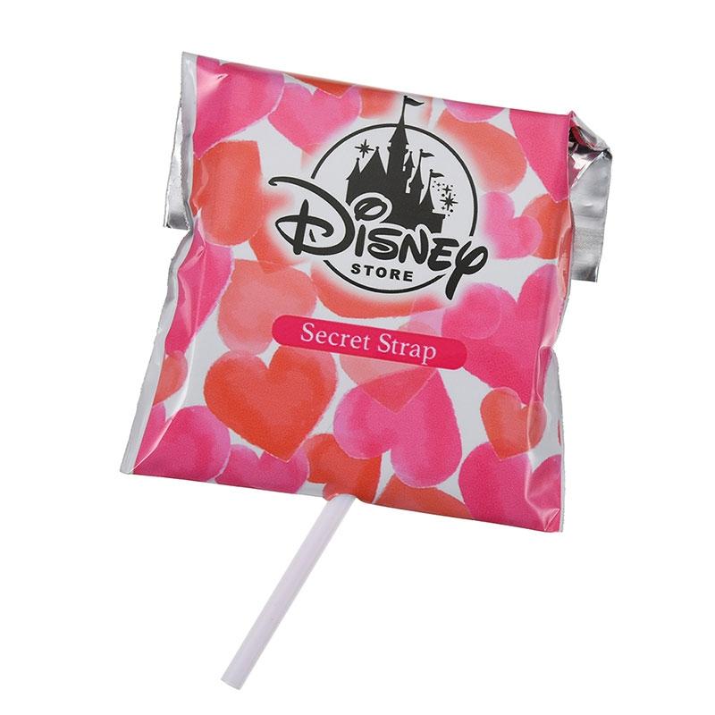ディズニーキャラクター シークレットストラップ Disney Valentine 2020