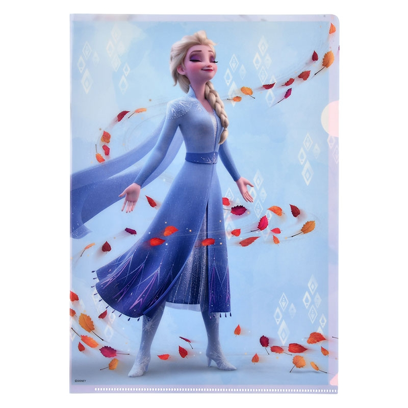 アナと雪の女王 クリアファイル アナと雪の女王2