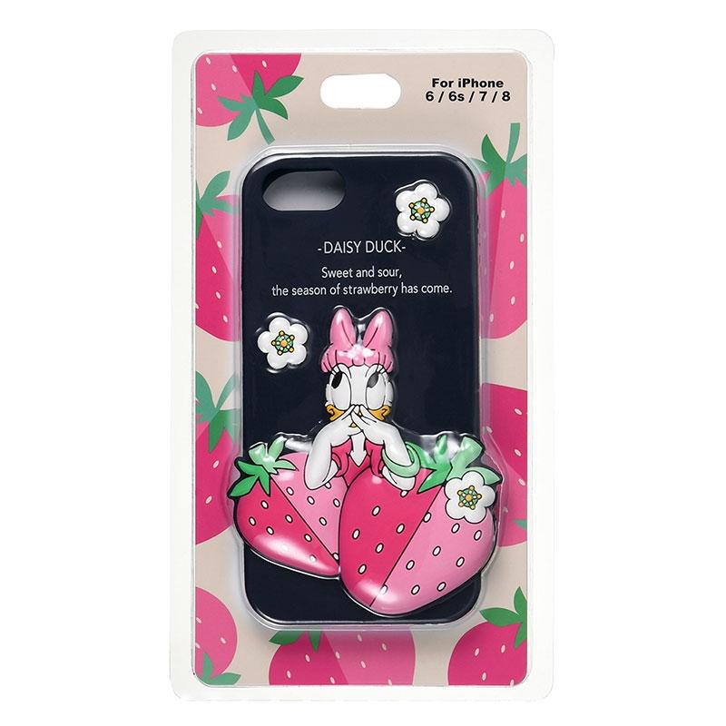 デイジー iPhone 6/6s/7/8用スマホケース・カバー Ichigo Zakka