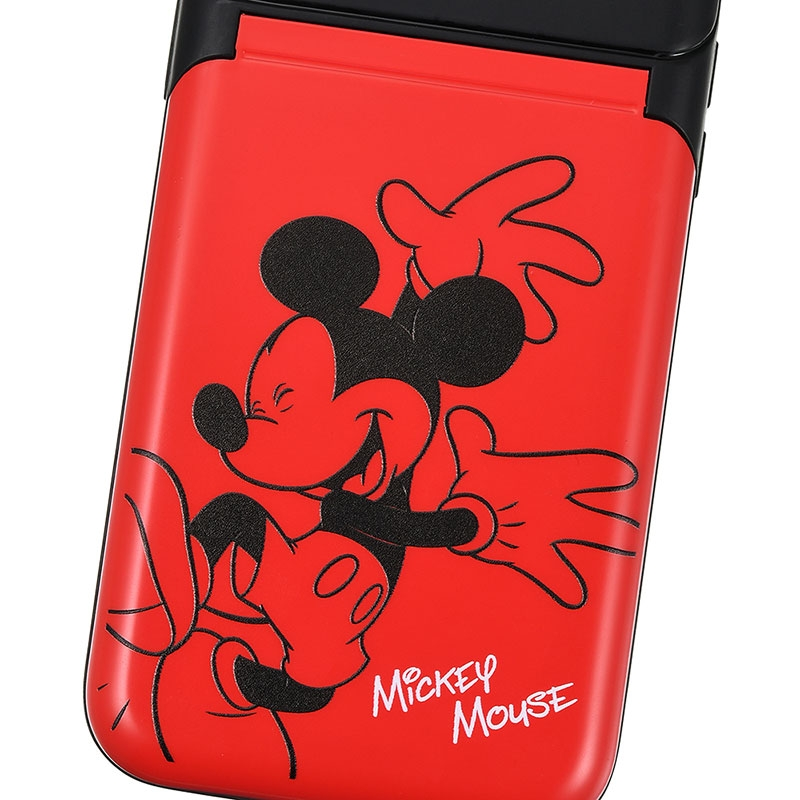 【アウトレット】ミッキー iPhone X/XS用スマホケース・カバー POP