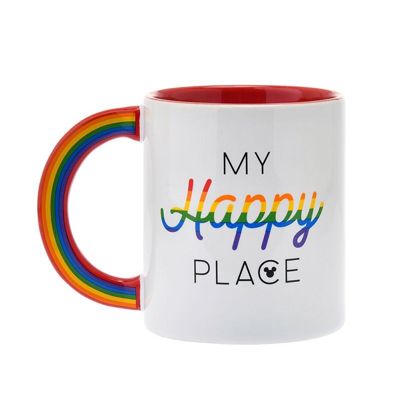 ミッキー マグカップ My Happy Place