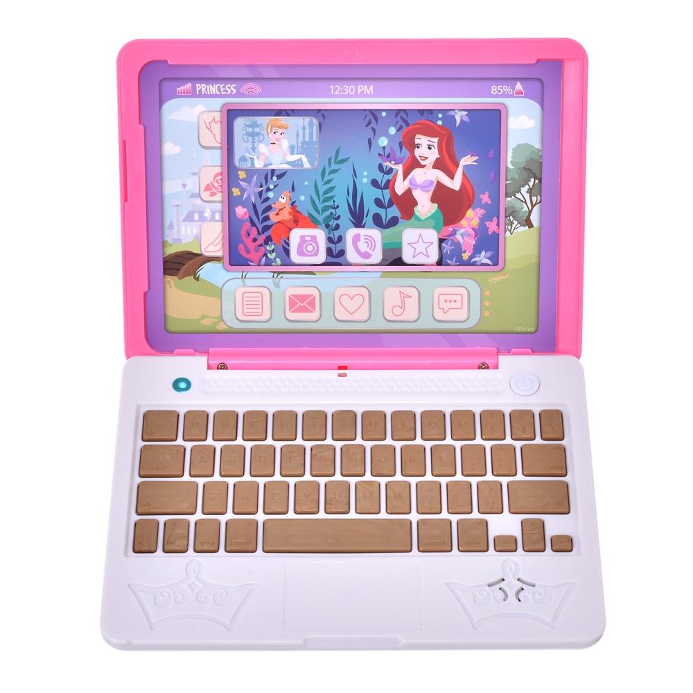 ディズニープリンセス おもちゃ ラップトップパソコン