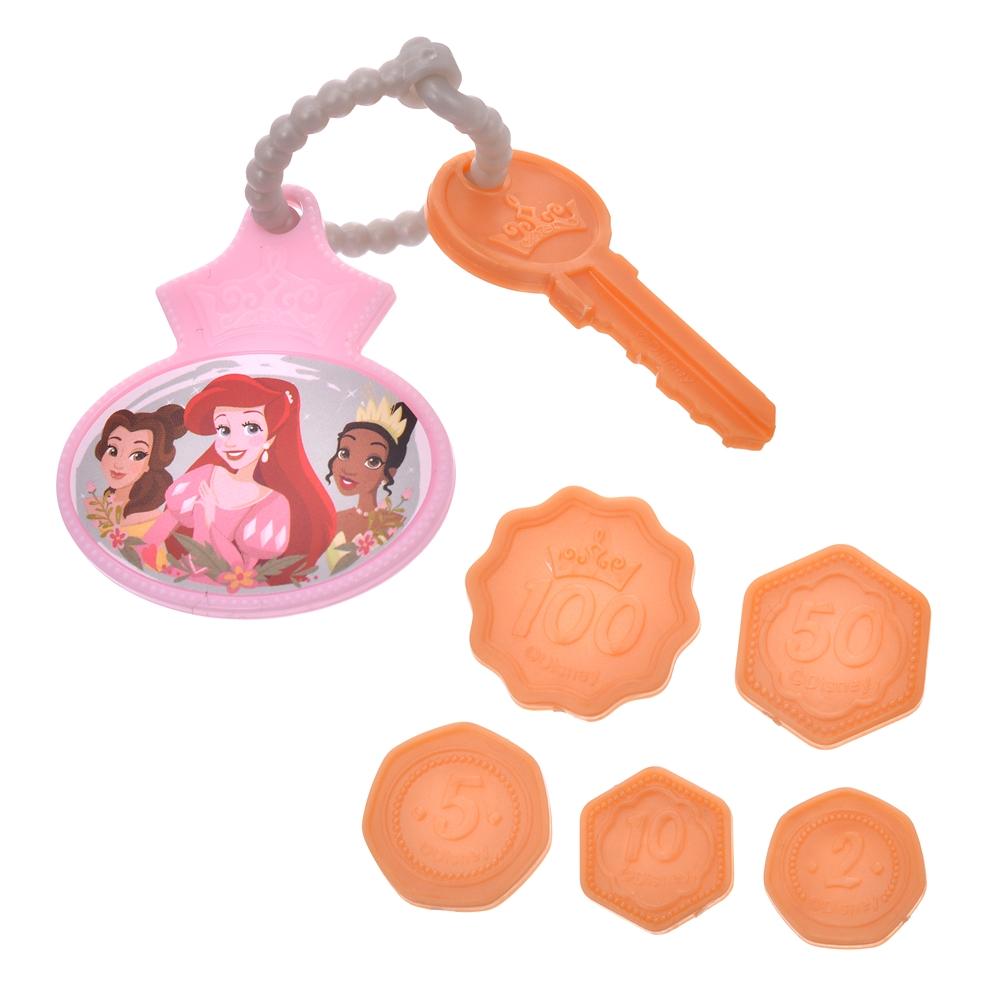 ディズニープリンセス おもちゃ トラベルバッグ