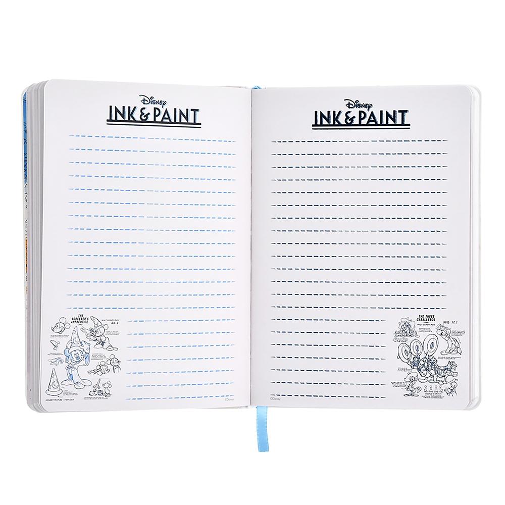 ミッキー ノート INK&PAINT
