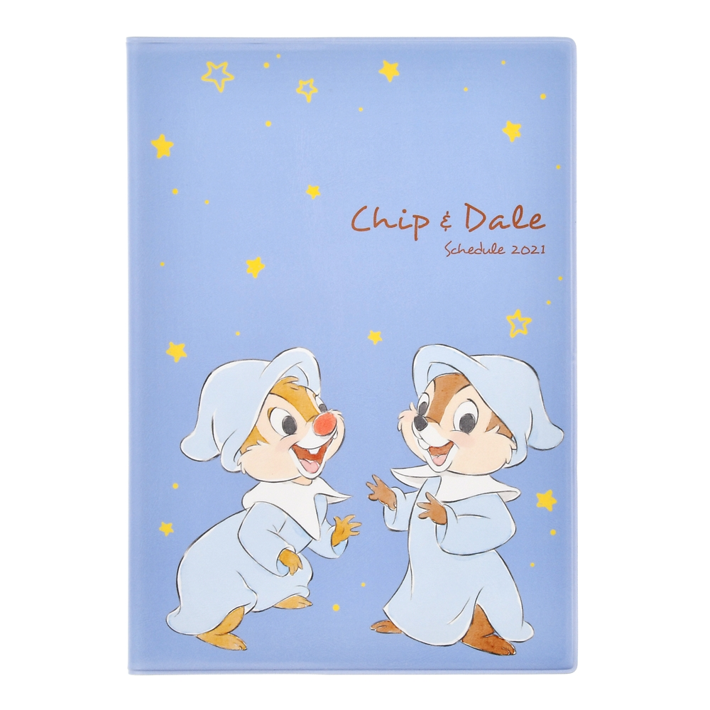 チップ&デール 手帳・スケジュール帳 2021 B6