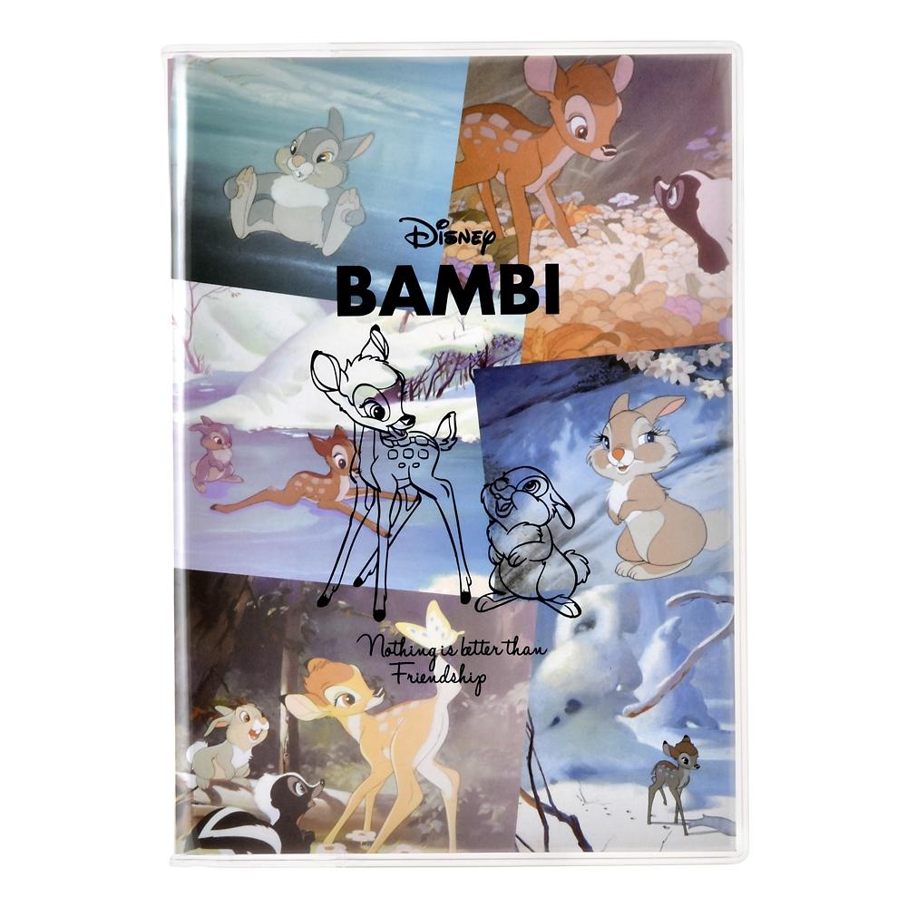 バンビ 手帳・スケジュール帳 2021 B6