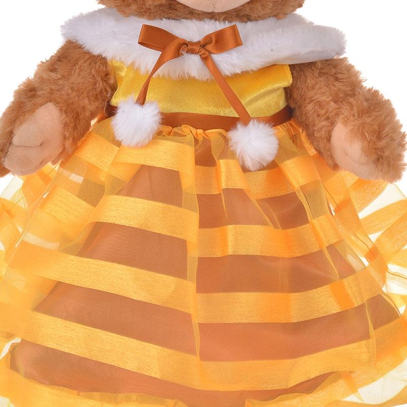 ユニベアシティ ぬいぐるみ専用コスチューム ドレス バルーン みつばち